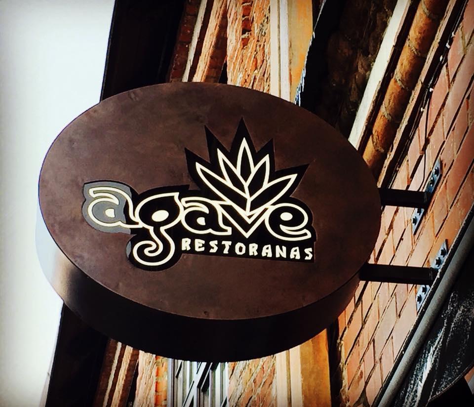 Restoranas Agave