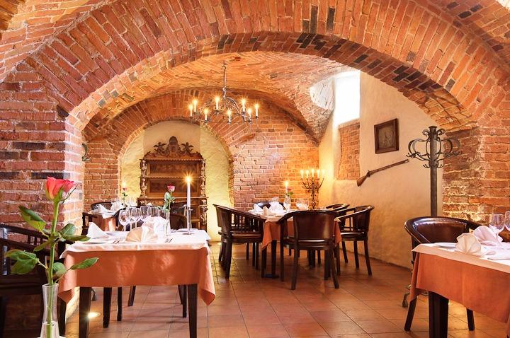 Restoranas Senieji Rūsiai
