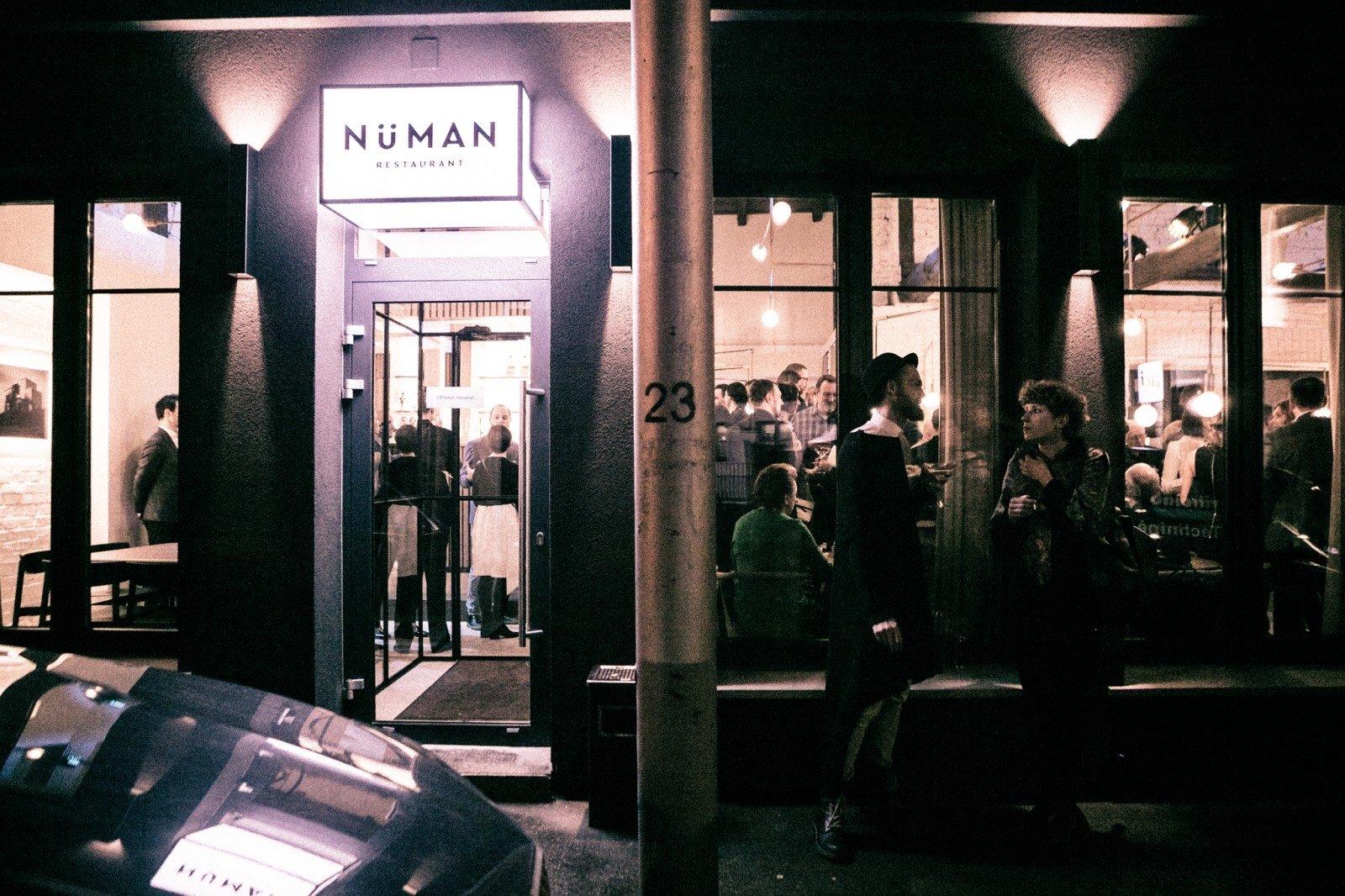 Restoranas Numan