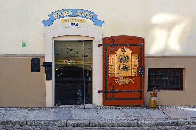 Restoranas Stora Antis