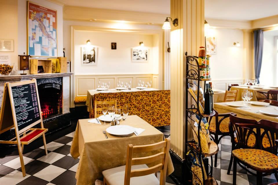 Restoranas Trattoria Da Flavio