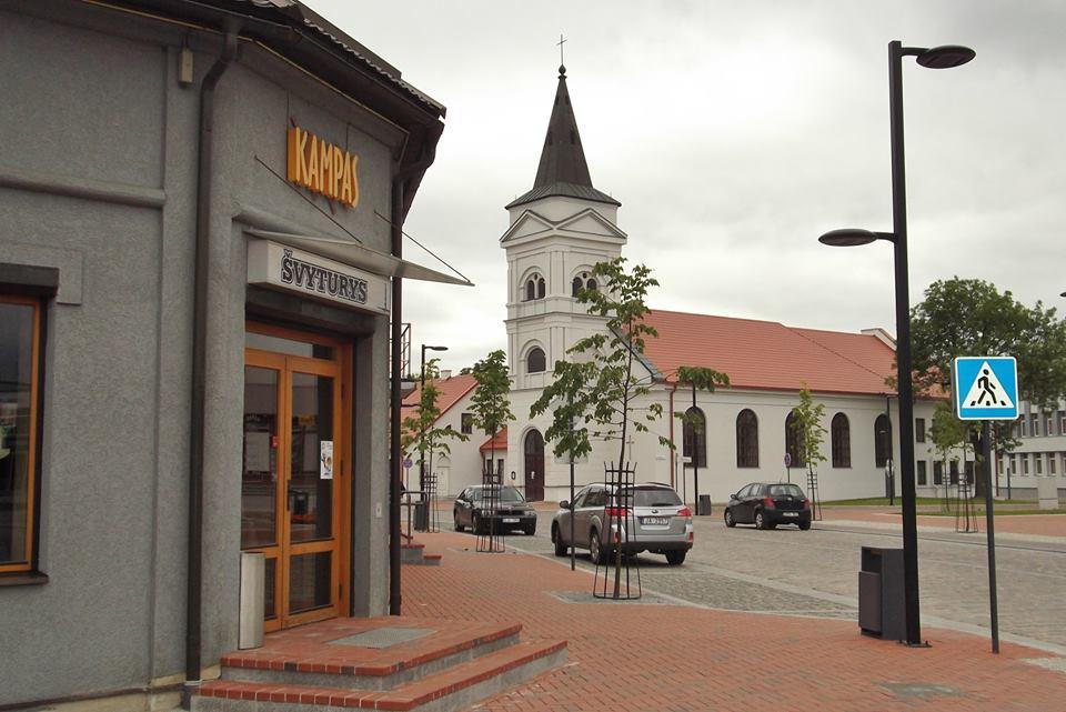 Grilio kavinė - baras