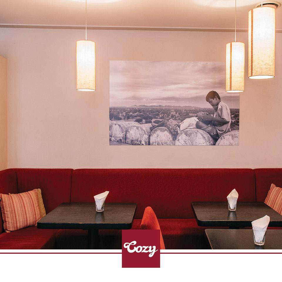 Restoranas Cozy