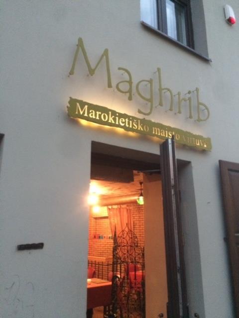 Restoranas Maghriib