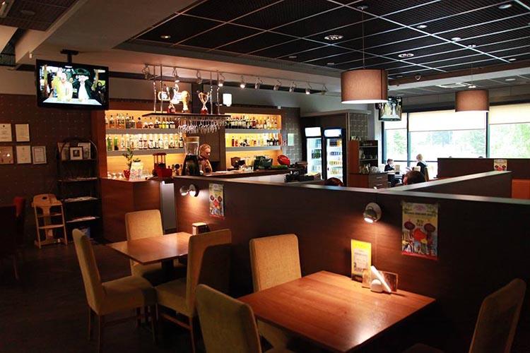Restoranas 3 Blokas