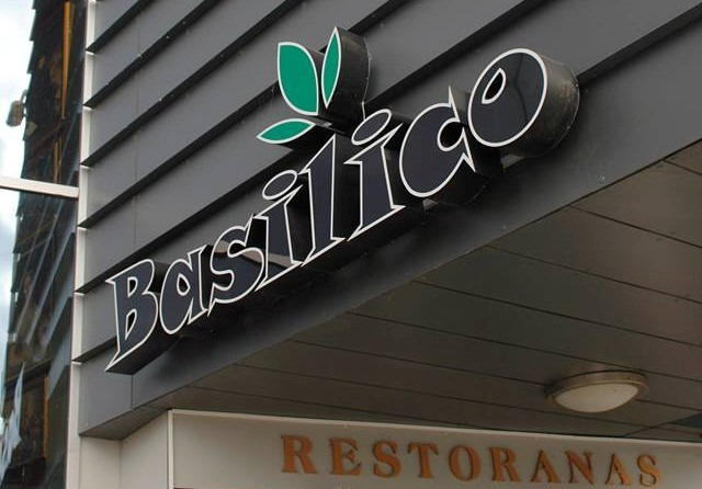 Restoranas Basilico