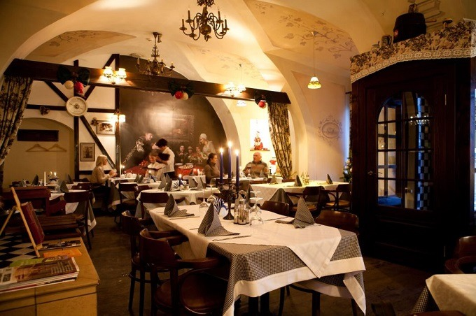 Restoranas Bunte Gans