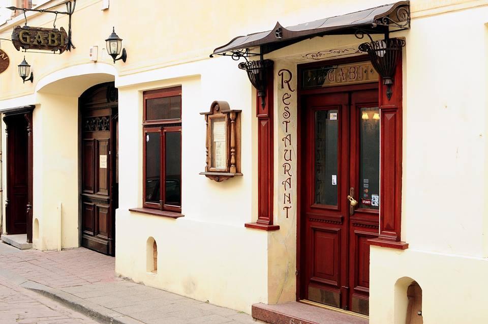 Restoranas Gabi