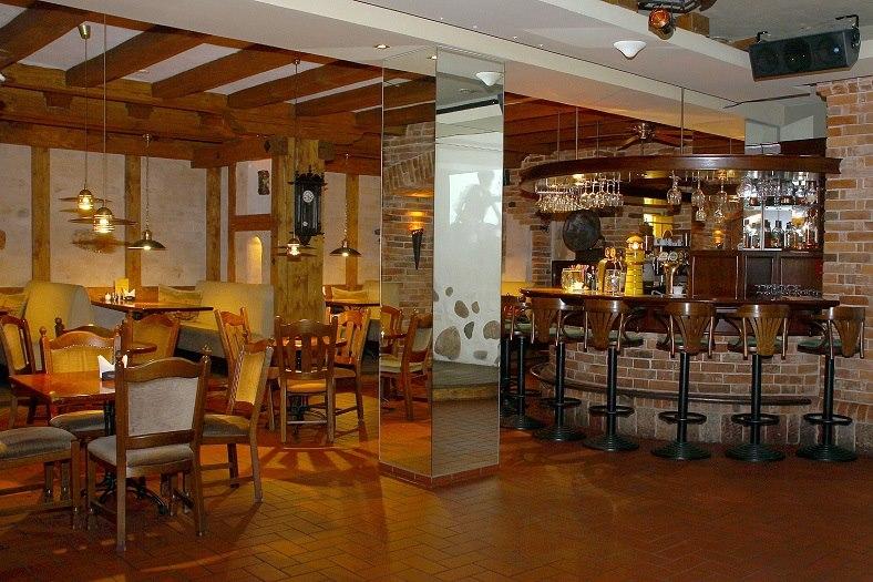kavinė - baras