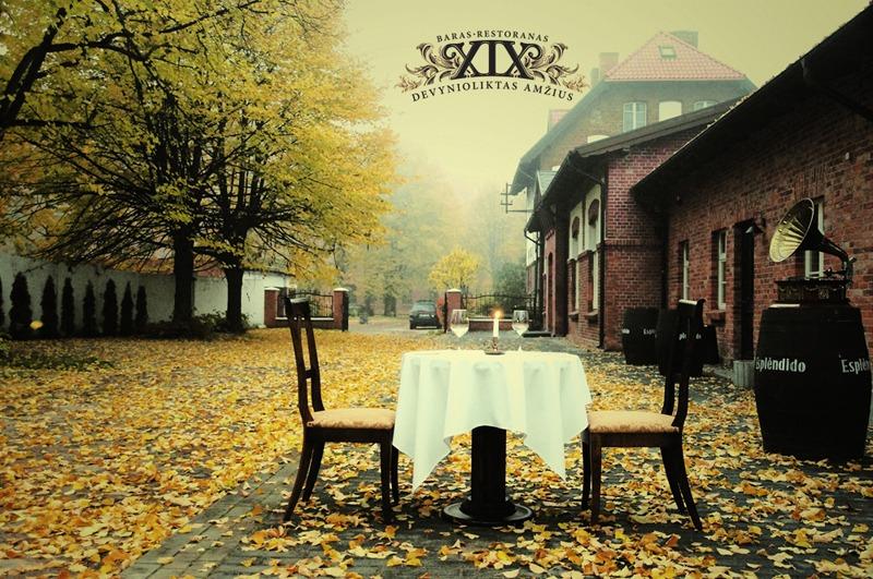 Restoranas XIX Amzius