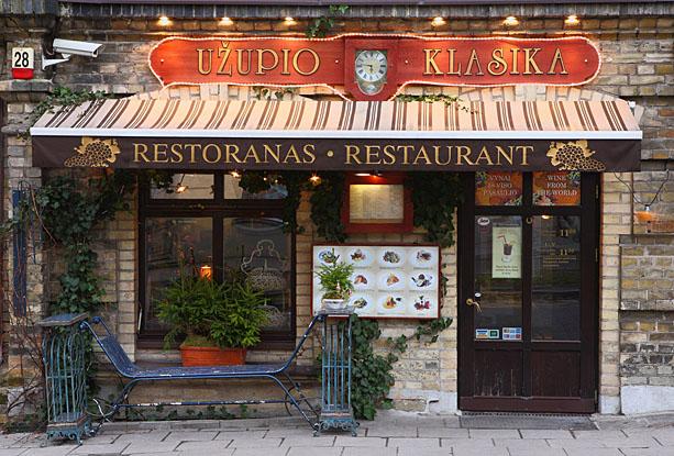 Restoranas Užupio klasika